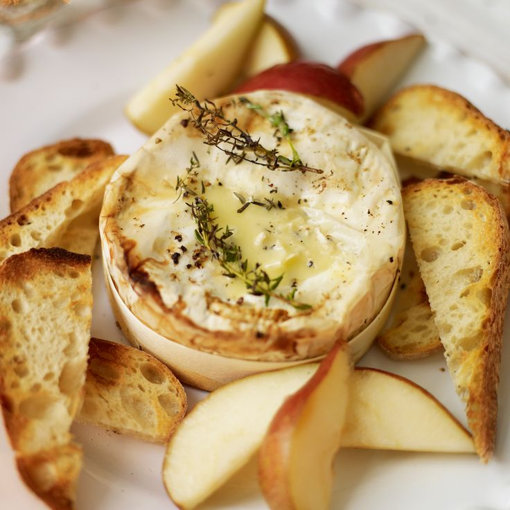 Baked Camembert - Woman And Home