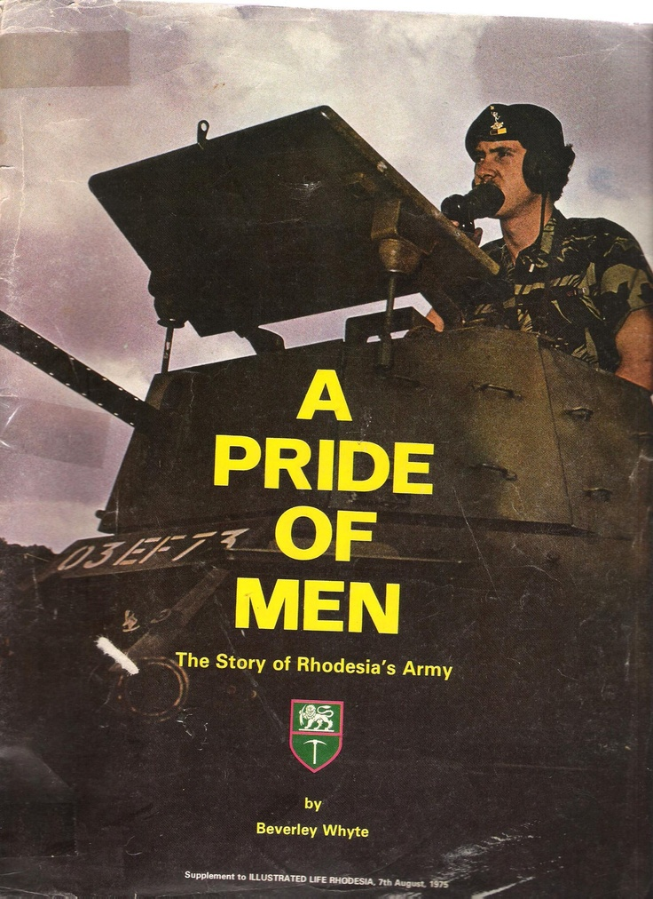 .The Rhodesian Army