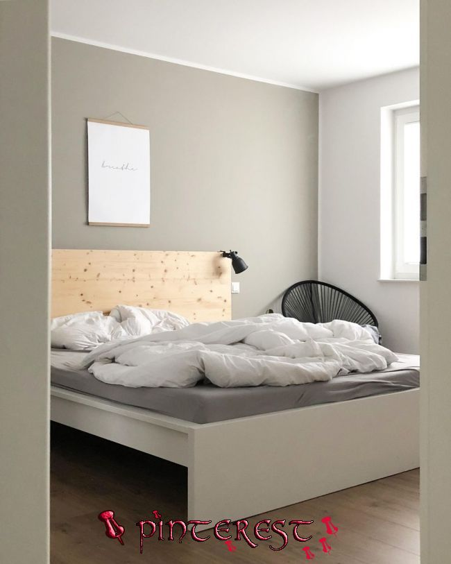 Ikea Hacks So Machst Du Deine Mobel Zu Einzelstucken Ikea Malm Bed Ikea Bed Furniture Ikea Hacks So In 2020 Ikea Malm Bed Ikea Bed Hack Diy Home Decor Bedroom