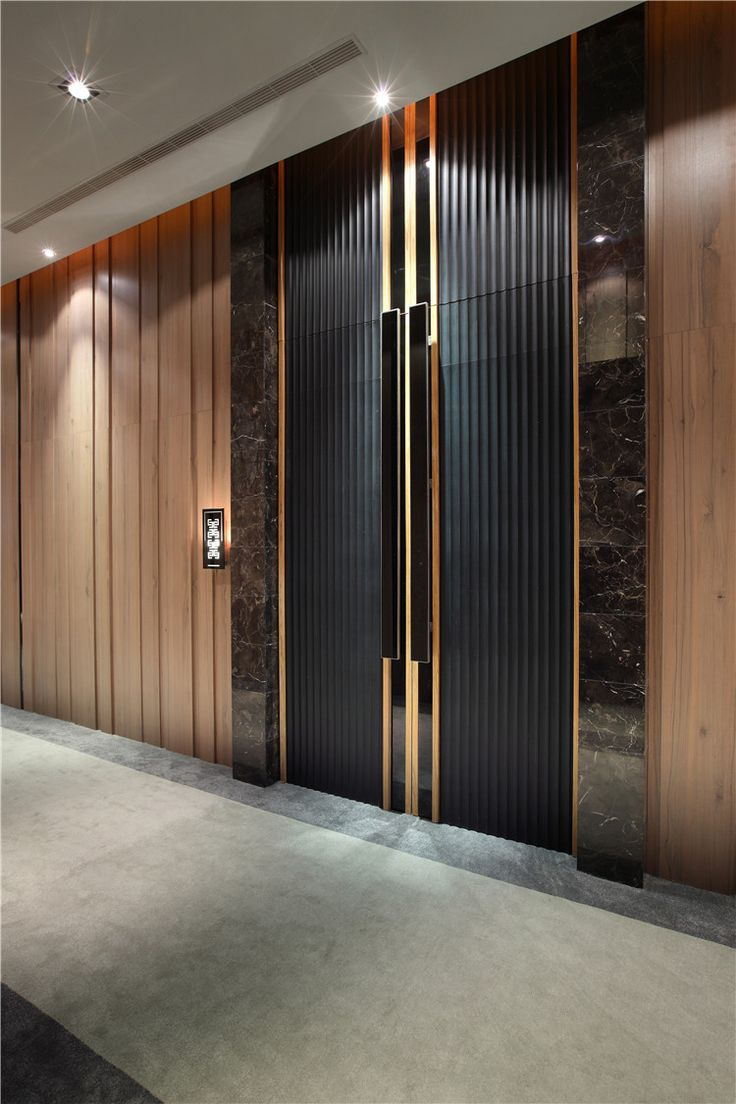 179 best lift lobby images on pinterest lobby interior for Residential main door design