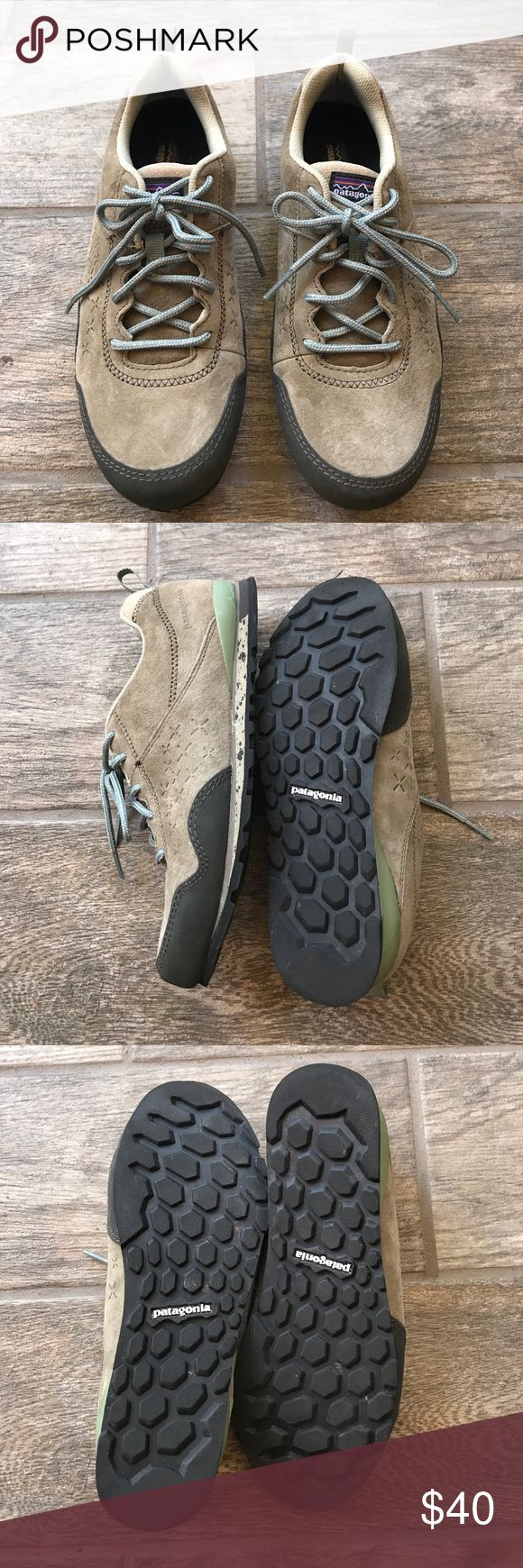 Women's Vela Hiking Shoes Like new. Worn only a couple of times. Never on a hike. No signs of heavy wear. Color: Olive Night. Offers welcome. Patagonia Shoes Sneakers