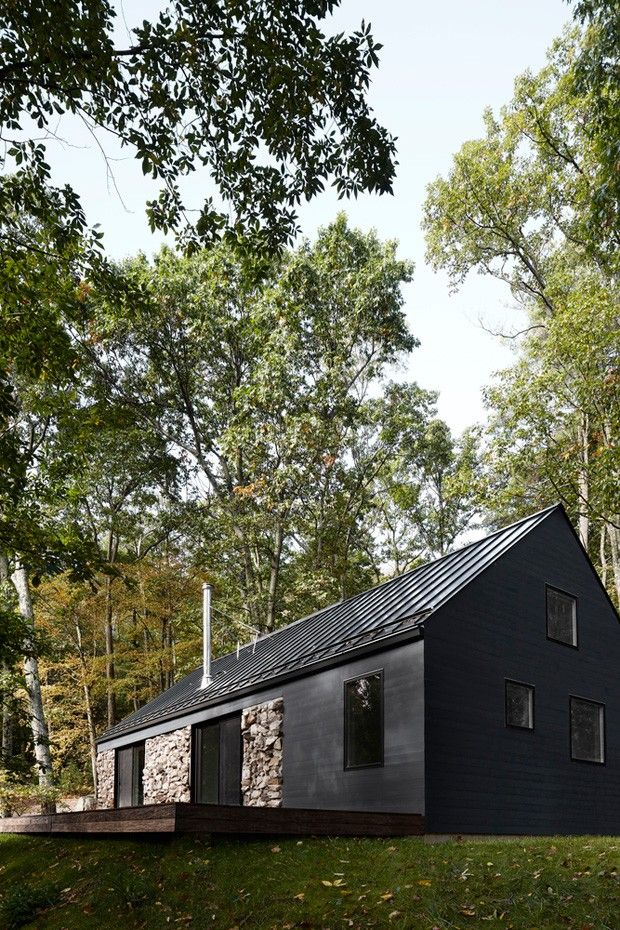 Old Stone House, rénovation et modernisation d'une maison par Takatina - Journal du Design