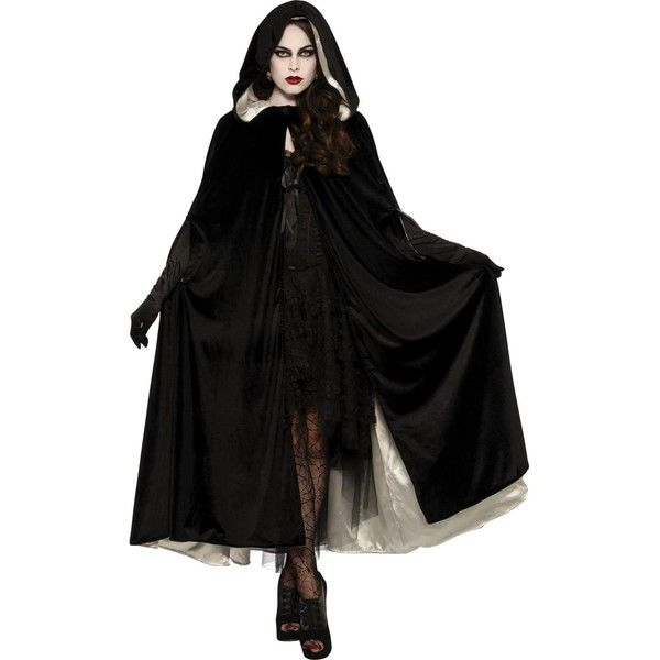 reversible adult cape 77 liked on polyvore featuring costumes halloween costumes