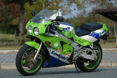 Kawasaki ZXR-750H1 : Naissance d'une lignée.