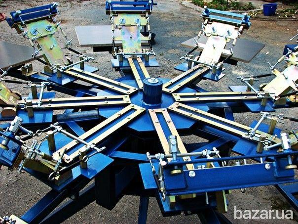 Продам шелкотрафаретный печатный станок - Полиграфическое / издательское оборудование Харьков на Bazar.ua