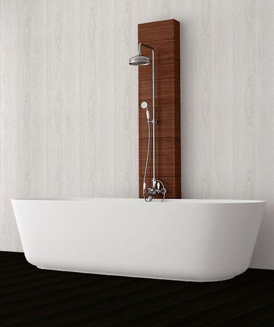 best 20 bathroom cladding ideas on pinterest downstairs. Black Bedroom Furniture Sets. Home Design Ideas