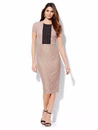 Modest Petite Formal Dress
