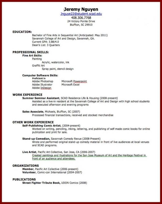 Resume Templates How To Make My Resume Stand Out Resume Templates 2ddad397 Resumesample Resumefor Job Resume Examples How To Make Resume First Job Resume
