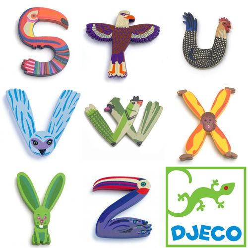 letter a ideas my owl barn djeco animal letters animal 6827
