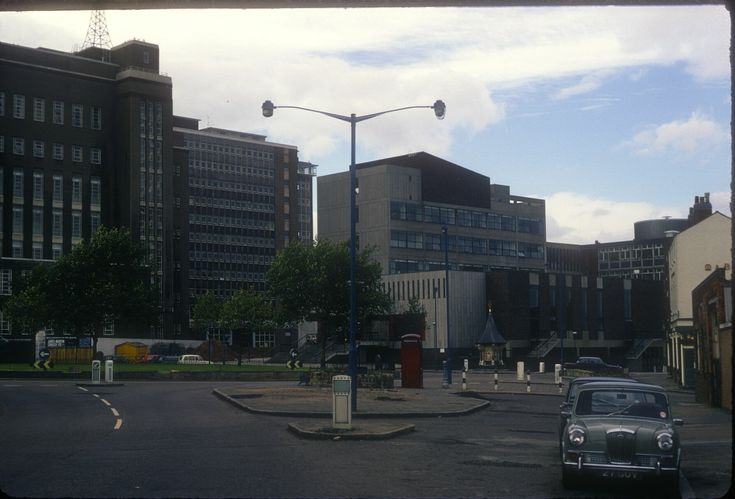 Aston University,Gosta Green,Birmingham 1968