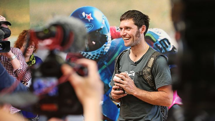 Guy Martin visiting Classic Motorcycle Mecca in Invercargill, New Zealand. Learn more at transportworld.nz