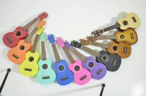 Jak wybrać pierwsze ukulele i nie przepłacić? Czym się różnią i co jest na rynku. Ranking ukulele 2017. Ciekawostki na temat powstania i wiele więcej...