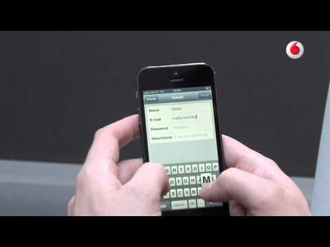 Come faccio a: configurare la posta elettronica sull'iPhone 5