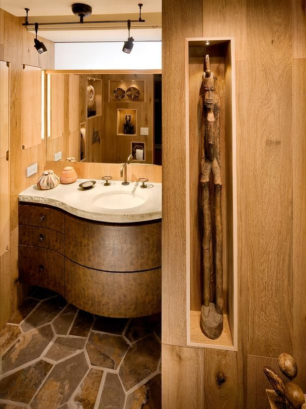 48 best images about african bathroom ideas on pinterest for African bathroom designs
