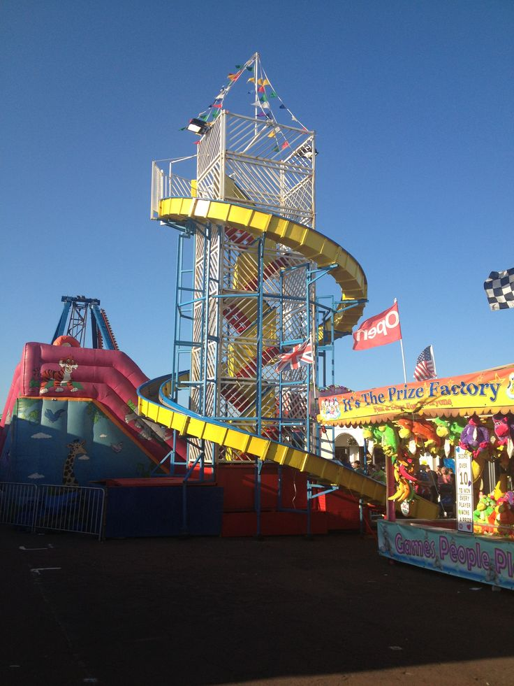 South Shields Fun Fair