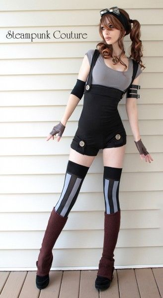 at some point, I feel like I should have a steampunk party...just for an excuse to dress up like this