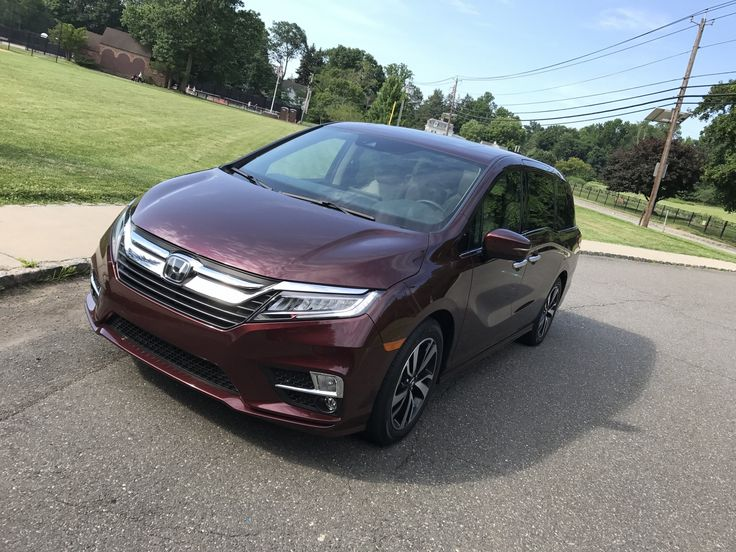 I drove my family around in the new Honda Odyssey and discovered why it's the greatest minivan ever made