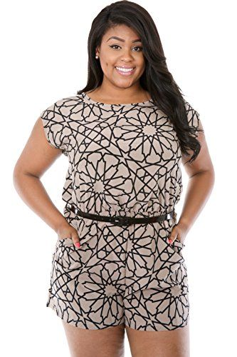 21 best images about Cute Plus Size Rompers on Pinterest | Rompers ...