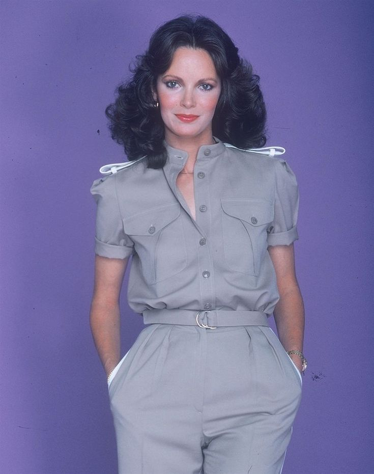 TV's 1976 CHARLIE'S ANGELS Jaclyn Smith gray jumpsuit color 7x10 portrait | Collectibles, Photographic Images, Contemporary (1940-Now) | eBay!