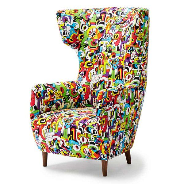 "ELLE Decoration UK su Twitter: ""Win this wingback chair by @dare_studio + @kirkbydesign by supporting @MaggiesCentres https://t.co/gEDIZNs4w2 https://t.co/pIzookOyqO"""