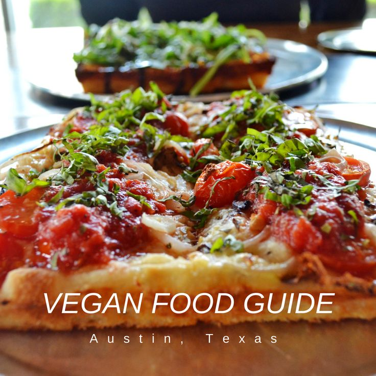 Vegan Food Guide: Austin, Texas. Here is a list of our top 7 restaurants you need to try!! The list is alphabetized by restaurant name.