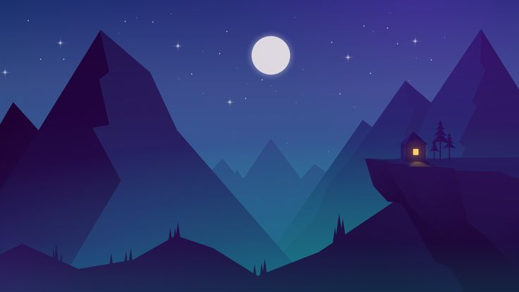 Midnightinthevalley 2560x1440