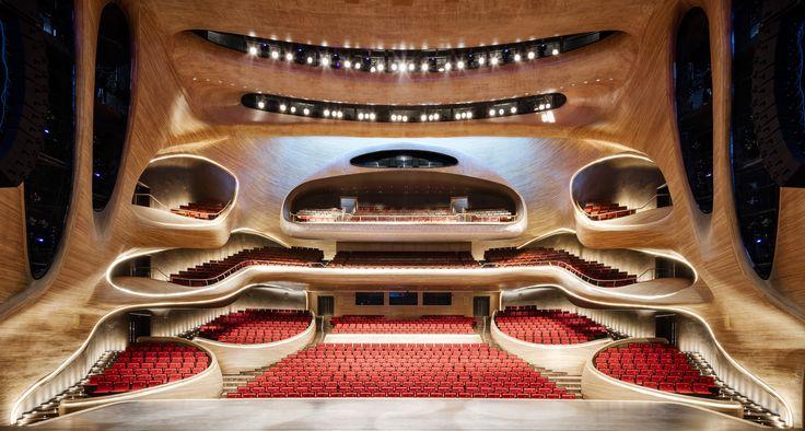 Galeria de Ópera de Harbin / MAD Architects - 18