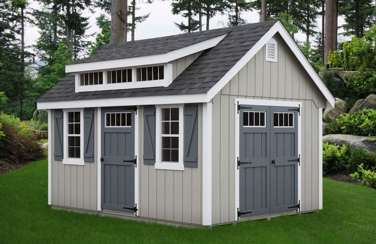 elite shed with transom dormer elite shed with transom on extraordinary unique small storage shed ideas for your garden little plans for building id=48644