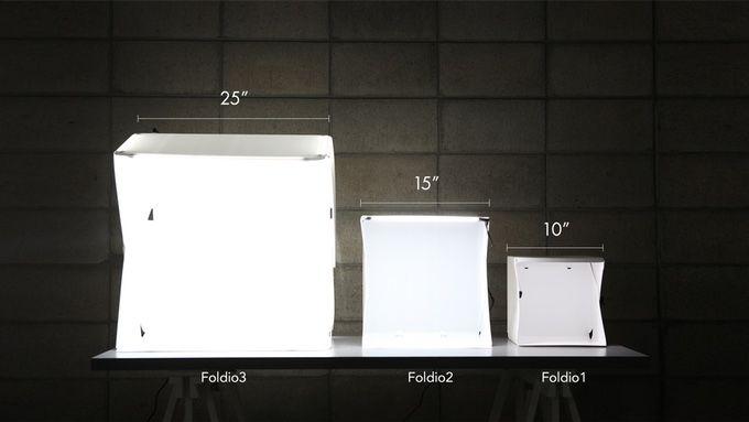 Foldio3 - Take bigger ideas | Indiegogo