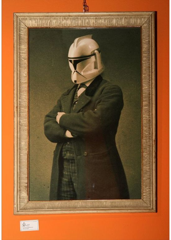 Vintage Star Wars: Marvellini Brother, Vintage Photos, Storms Troopers, Stars War, Families Photos, Superheroes, Super Heroes, Families Portraits, Starwars