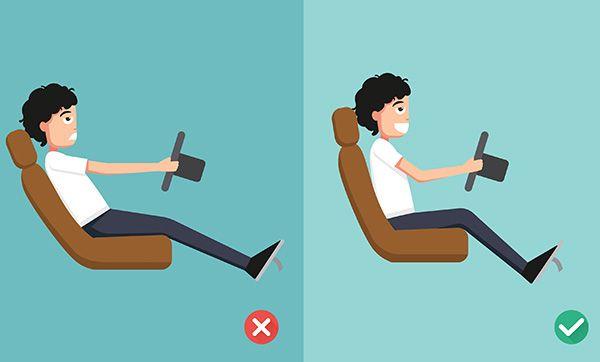 Protegido: Saiba a postura correta para dirigir!