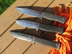 Being a restless survivalist, I find the endless pursuit of the best single knife to be both a noble one and and endless one. Or so I thought. The Fällkniven A1 Pro may have brought an end to my quest for the perfect