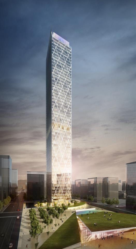 Energy Tower, Midland, Texas, United States I Edmonds International