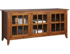 NS-50750-110 - Carlisle TV Console by Nichols and Stone