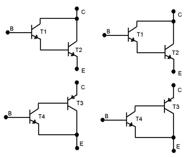 Zastosowanie : Tranzystory ze względu na swoje właściwości wzmacniające znajdują bardzo szerokie zastosowanie. Są wykorzystywane do budowy wzmacniaczy różnego rodzaju: różnicowych, operacyjnych, mocy, selektywnych, szerokopasmowych. Jest kluczowym elementem w konstrukcji wielu układów elektronicznych, takich jak źródła prądowe, lustra prądowe, stabilizatory, przesuwniki napięcia, klucze elektroniczne, przerzutniki, generatory i wiele innych.