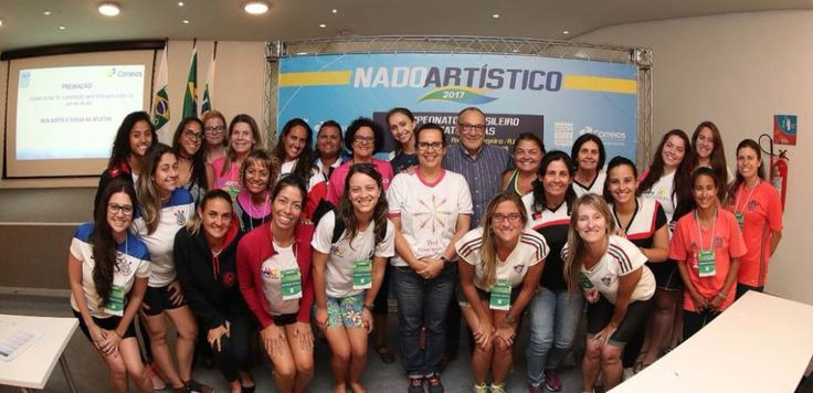 Campeonato Brasileiro de Categorias de nado artístico tem campeões nas categorias Infantil e Juvenil – FrancisSwim