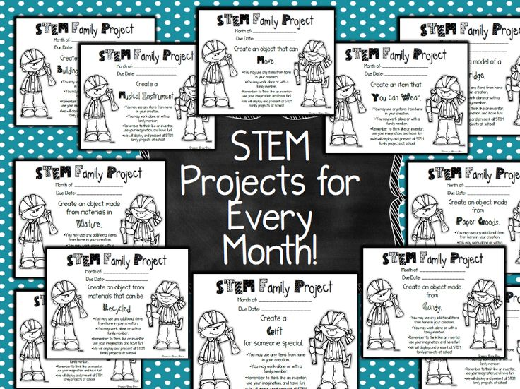 One of my students' very FAVORITE enrichment activities is our monthly STEM Family Projects! In fact, it's the only homework I've ever assigned that my kids actually BEG for! Each month, I send home an assignment sheet like the following with my Kindergarten, First, and Second Grade Gifted and Talented students. The objectives are very …
