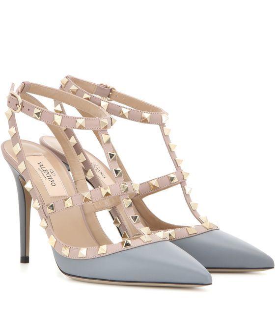 f447460c0e Valentino Rockstud Heels | #Shoe obsession in 2019 | Valentino ...