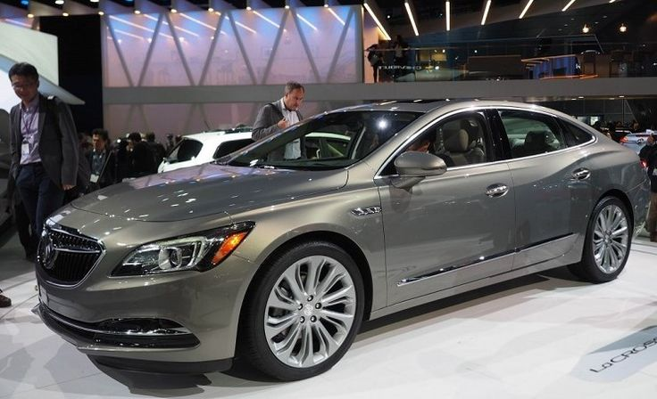 2018 Buick LaCrosse Colors, Price, Redesign