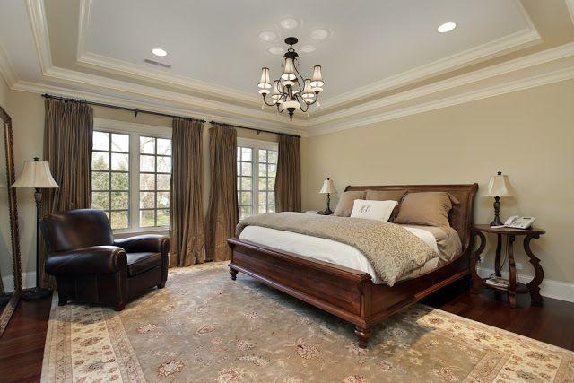149 dormitorios modernos color beige   Sala de estar marrón ...