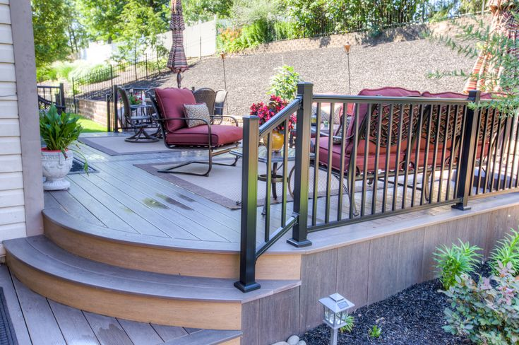 #recycled wood deck material use plastic lumber, composite deck boards supplier