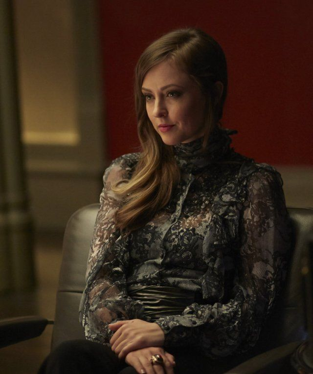 Katharine Isabelle   Hannibal... over 76,900 signatures so far... Sign a petition to save Hannibal at http://www.change.org/p/nbc-netflix-what-are-you-thinking-renew-hannibal-nbc