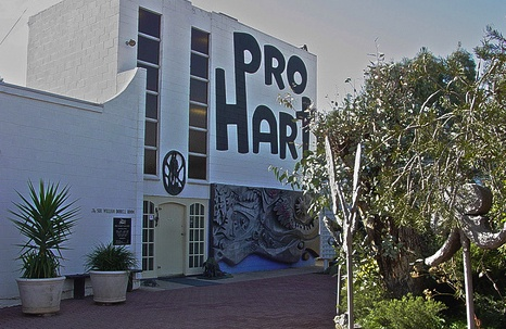 Pro Hart's Art Gallery, Broken Hill in New South Wales. Australia