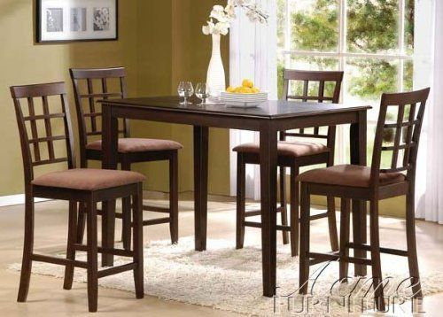 Pin by rosie beugless on home kitchen dining room sets for Dining room table 36 x 48