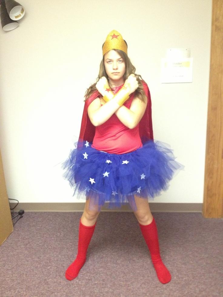 Wonder Woman Halloween Costume  Holidays  Wonder Woman -4945