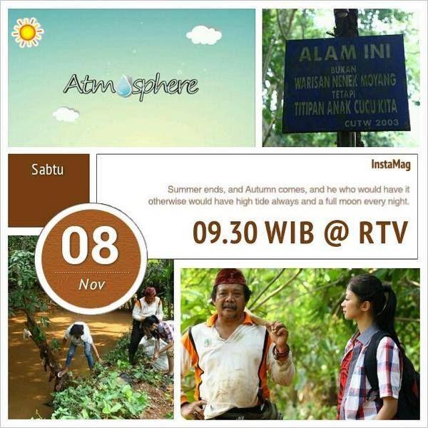 JAWARA DARI SELATAN JAKARTA  #Atmosphere#Episode2  Kawasan terbuka dan penumpukan sampah di bantaran sungai pesanggrahan Jakarta Selatan, menggugah keprihatinan H. Chaerudin untuk memulihkan kualitas lingkungan disekitar sungai. Sejak dua puluh tahun yang lalu  http://changeyourlife.co.id/index.php/_gallery_image/detail/MTQ=.php?lang=id#