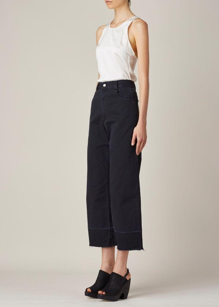 Rachel Comey Legion Pant (Black)