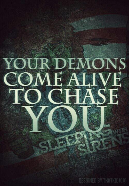 Sleeping With Sirens-- Dead Walker Texas Ranger