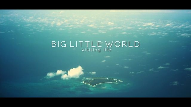 Big Little World by Paul Wex. The best inspiration to visit non-resort Seychelles