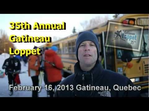 2013 Gatineau Loppet 55k Classic Race Review